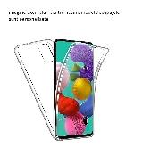 husa samsung galaxy note 9 full cover 360 fata+spate transparenta