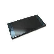 inlocuire display cu touchscreen si rama sony xperia xz premium g8141 g8142 albastru