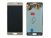 inlocuire set display touchscreen samsung galaxy alpha sm-g850f gold gh97-16386b
