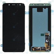 inlocuire display cu touchscreen samsung galaxy a6 2018 gh97-21897a