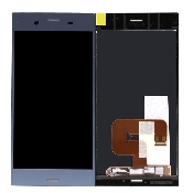 inlocuire display touchscreen sony xperia xz1 f8341 f8342 g8341 g8342 bleu
