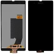 display cu touchscreen sony lt36 xperia z c6603 xperia c6602 xperia z lte