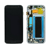 inlocuire display set complet samsung galaxy s7 edge g935 oem original