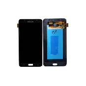 inlocuire display touchscreen samsung sm-j710f galaxy j7 2016 negru original