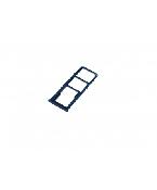 suport sim si card samsung a50 a505 a30 a305 albastru original