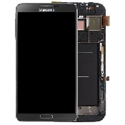 inlocuire display cu touchscreen si rama samsung n9005 galaxy note 3