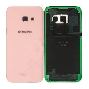 inlocuire capac baterie samsung sm-a320f galaxy a3 2017 pink rose